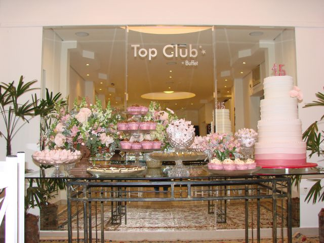 TOP CLUB BUFFET - BROOKLIN