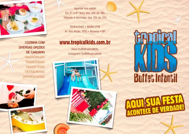 Foto 1 - TROPICAL KIDS - INDIANÓPOLIS