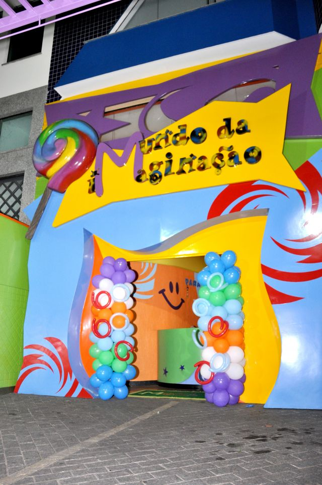 Foto 1 - MUNDO DA IMAGINAÇÃO - TATUAPÉ